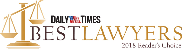 Daily Times Best Lawyers 2018 Reader's Choice