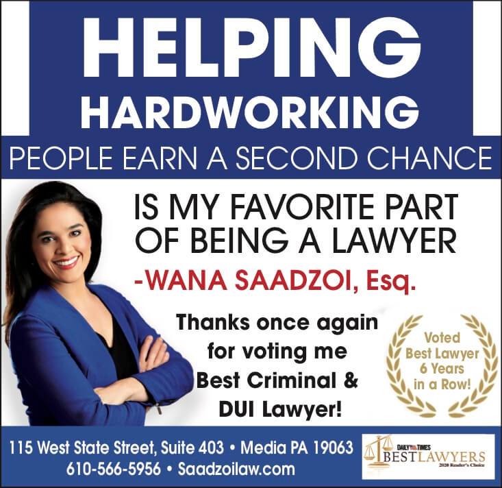 Criminal Lawyer Pennsylvania - Attorney Saadzoi at Saadzoi Law